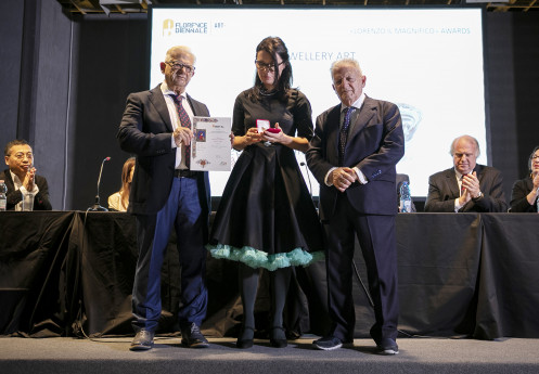 Florence Biennale Awards 2019